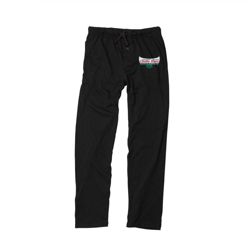 R'lyeh Donuts Men's Lounge Pants by Pigboom's Artist Shop