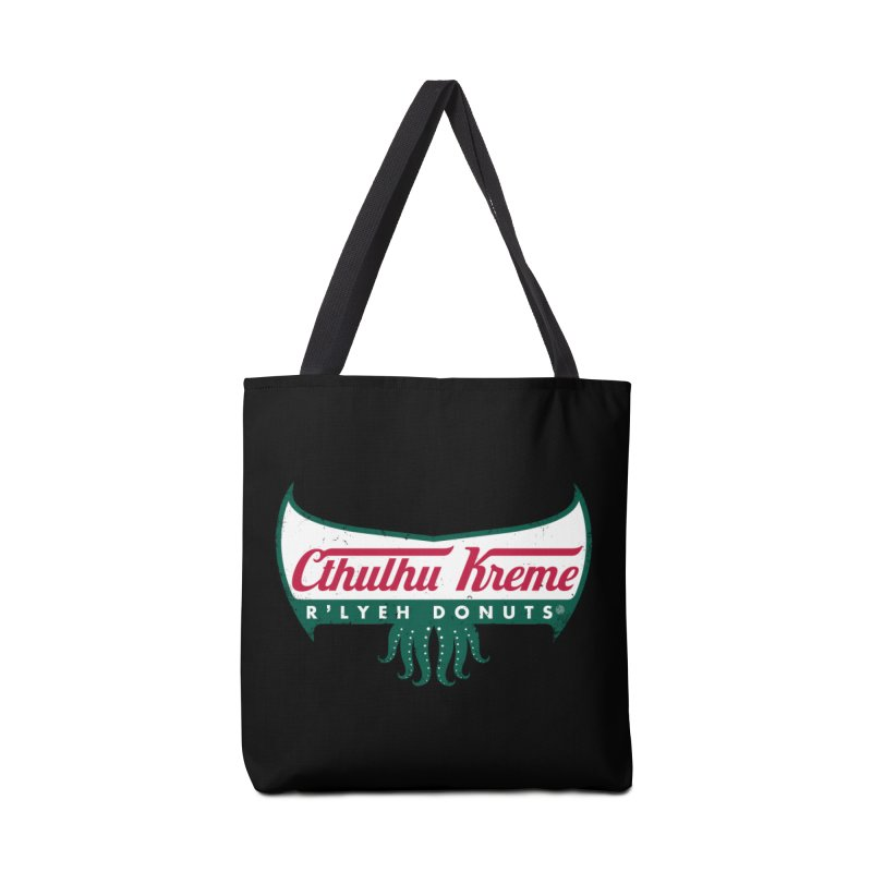 R'lyeh Donuts Accessories Bag by Pigboom's Artist Shop