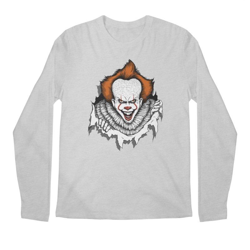Let's Float Men's Longsleeve T-Shirt by Pigboom's Artist Shop