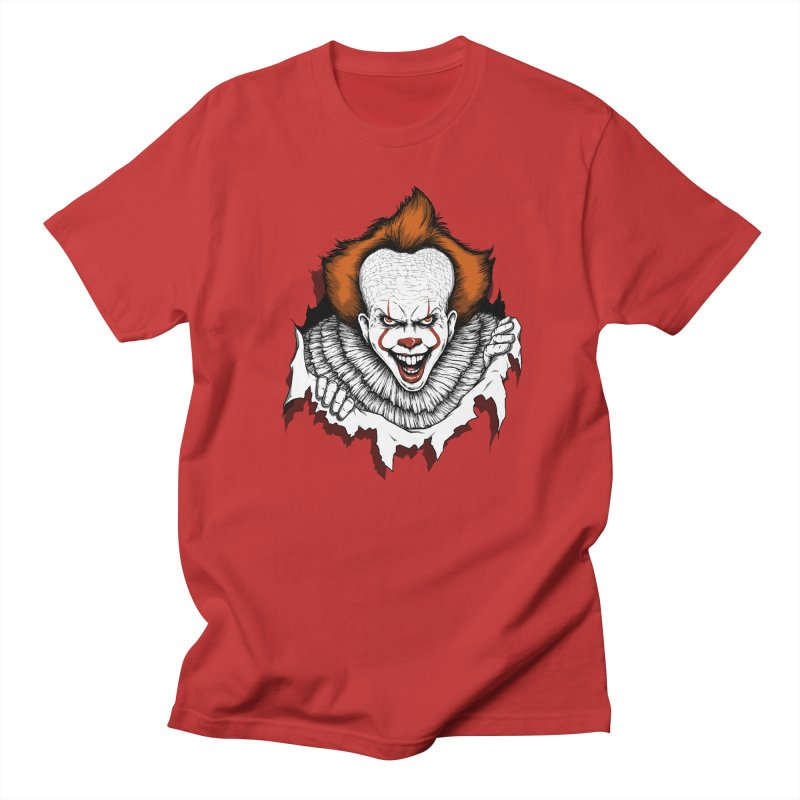 Let's Float Men's T-Shirt by Pigboom's Artist Shop