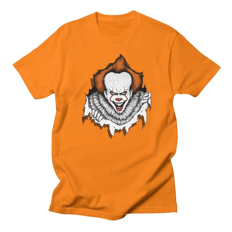 Let's Float Women's Unisex T-Shirt by Pigboom's Artist Shop