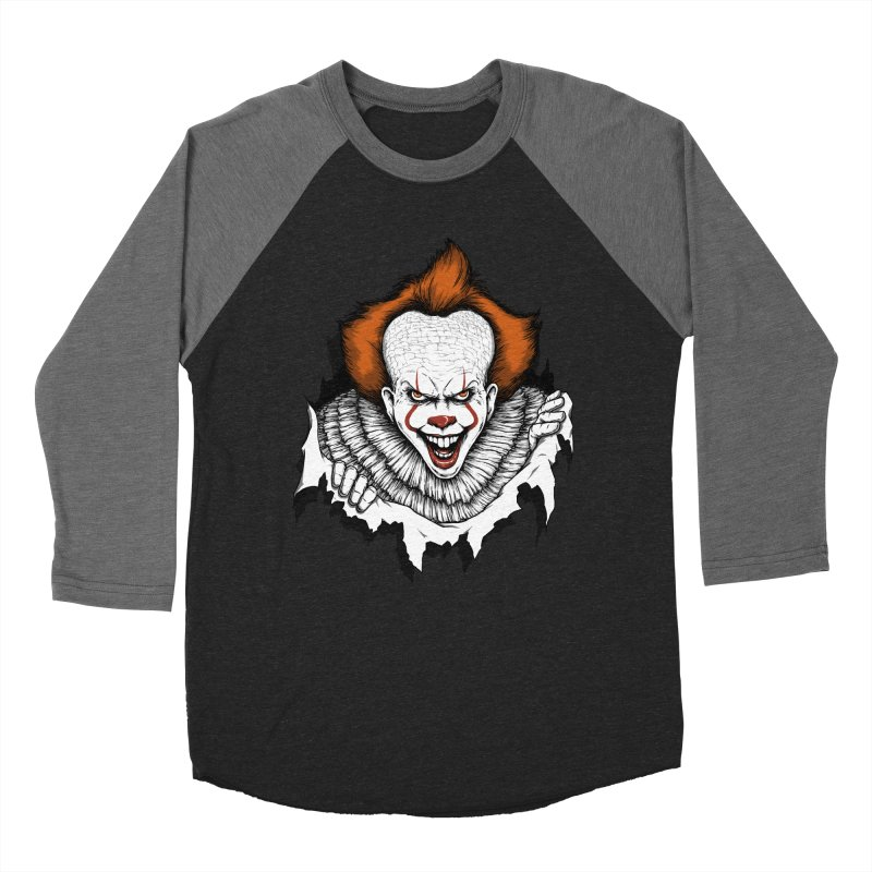 Let's Float Women's Baseball Triblend T-Shirt by Pigboom's Artist Shop