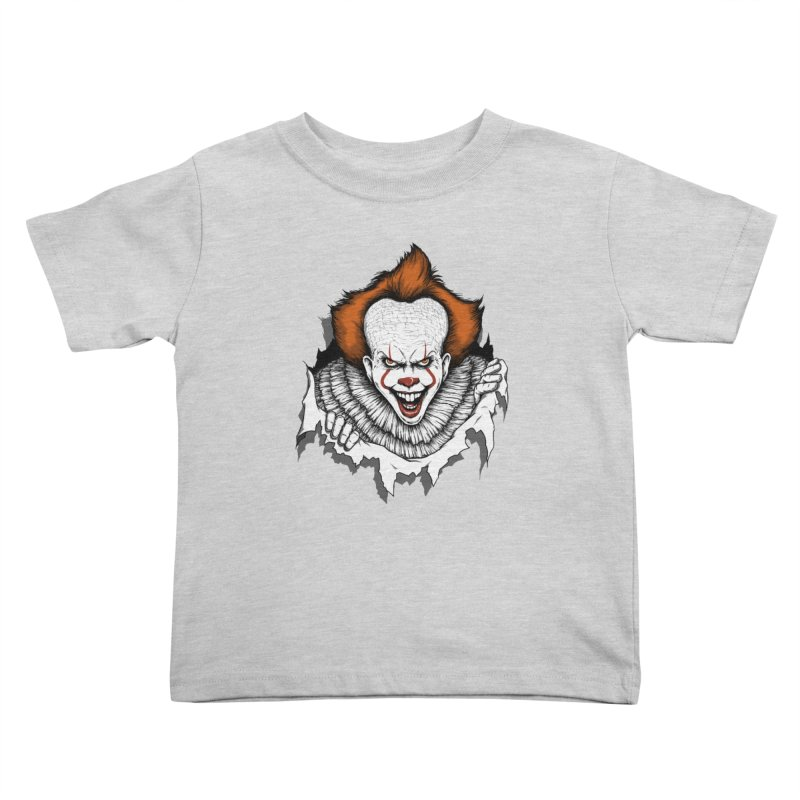 Let's Float Kids Toddler T-Shirt by Pigboom's Artist Shop