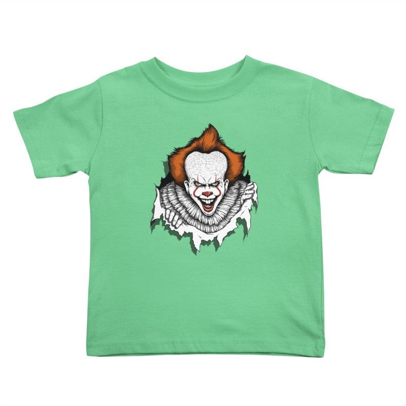 Let's Float Kids Toddler T-Shirt by Pigboom's Artist Shop