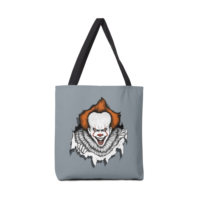 Let's Float Accessories Bag by Pigboom's Artist Shop