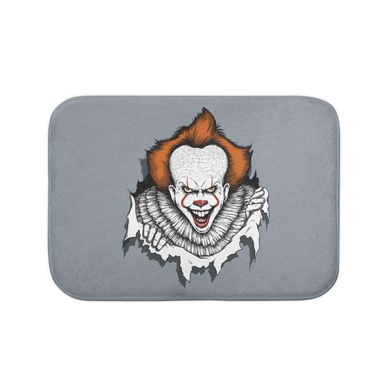 Let's Float Home Bath Mat by Pigboom's Artist Shop