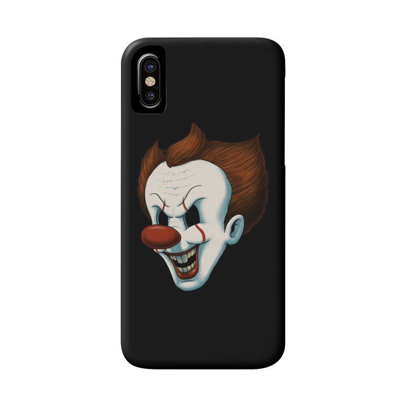 The Dancing Clown Accessories Phone Case by Pigboom's Artist Shop