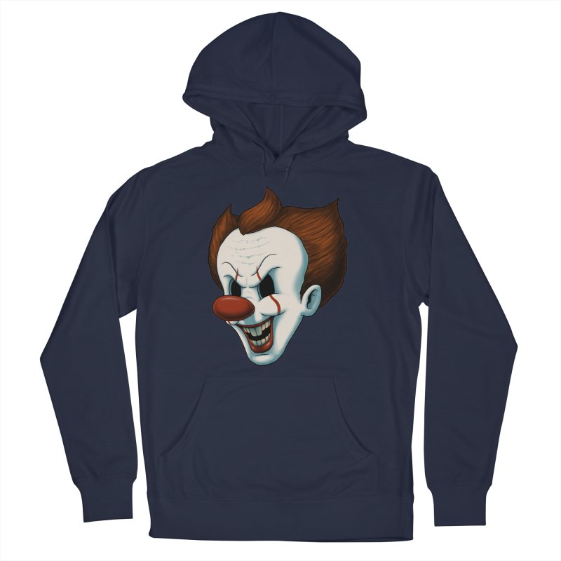 The Dancing Clown Women's Pullover Hoody by Pigboom's Artist Shop