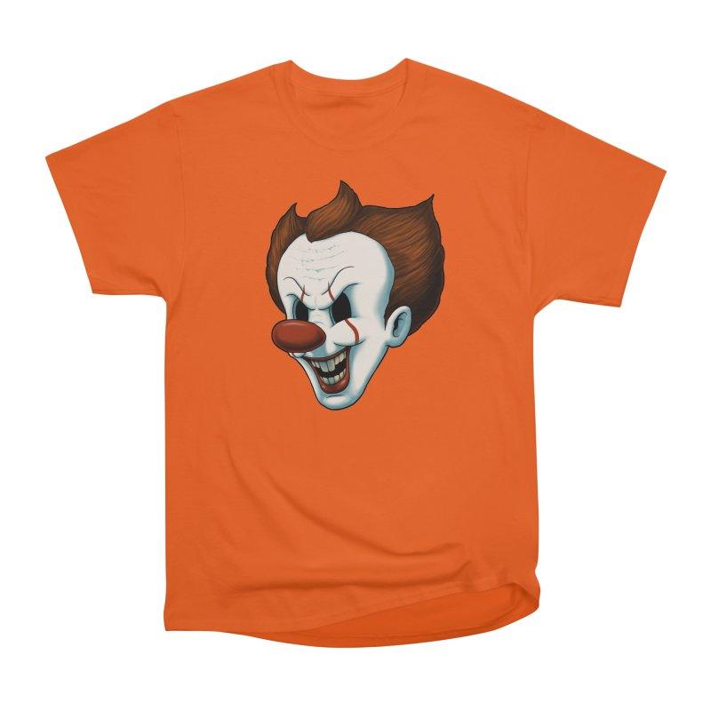 The Dancing Clown Men's Classic T-Shirt by Pigboom's Artist Shop
