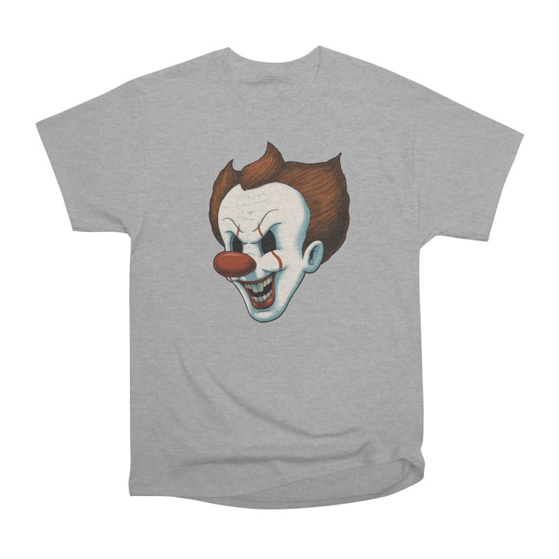 The Dancing Clown Men's Classic T-Shirt by Pigboom's Artist Shop