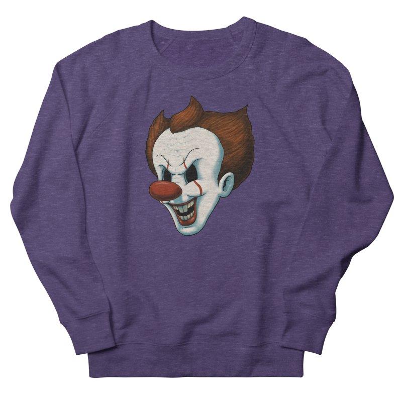 The Dancing Clown Men's Sweatshirt by Pigboom's Artist Shop