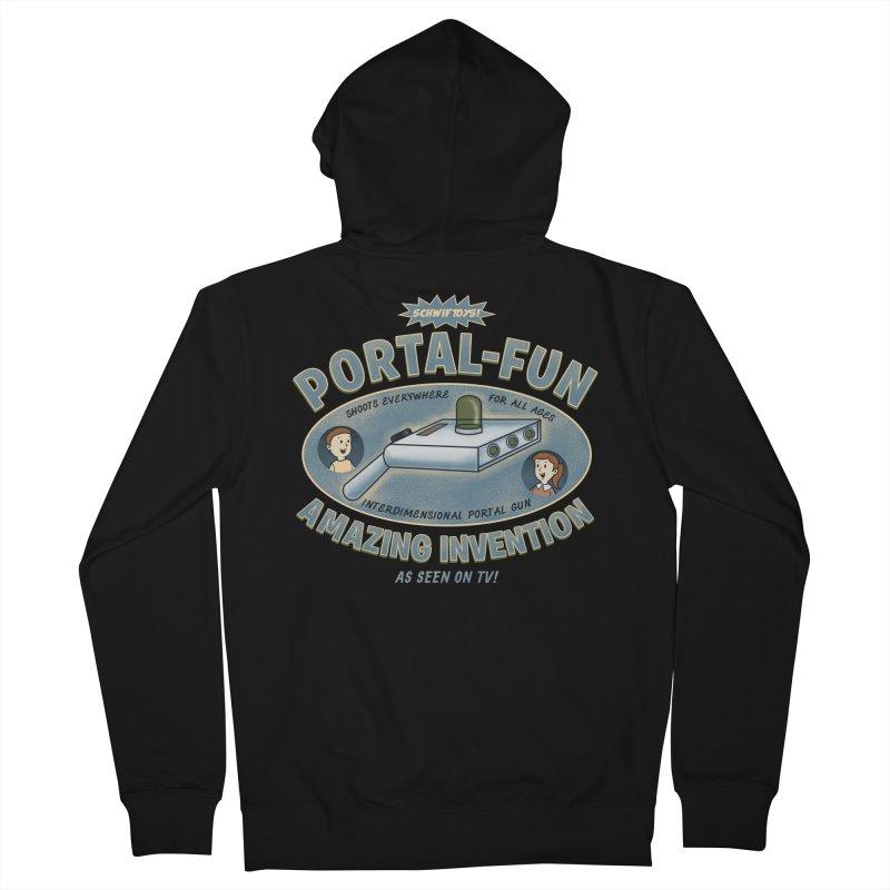 Portal Fun Men's  by Pigboom's Artist Shop