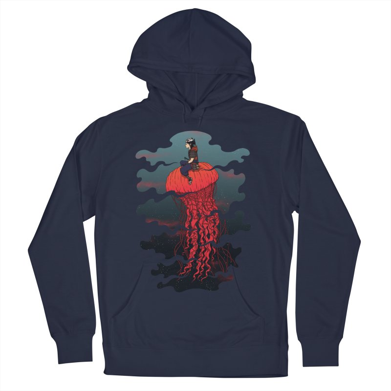 The Wanderer Women's Pullover Hoody by Pigboom's Artist Shop