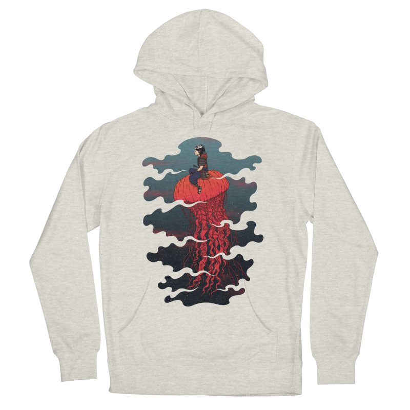The Wanderer Men's Pullover Hoody by Pigboom's Artist Shop
