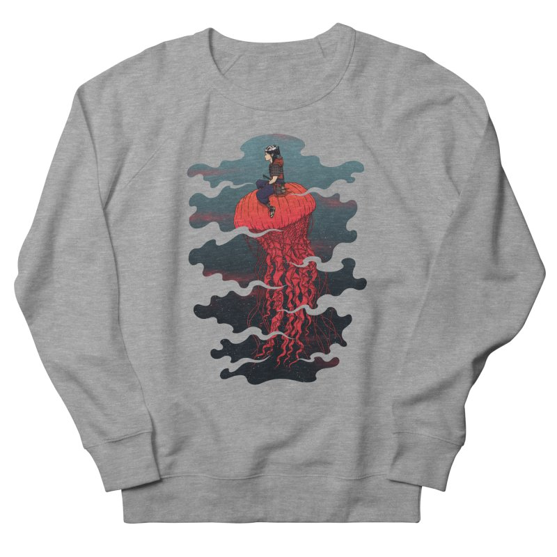 The Wanderer Women's Sweatshirt by Pigboom's Artist Shop