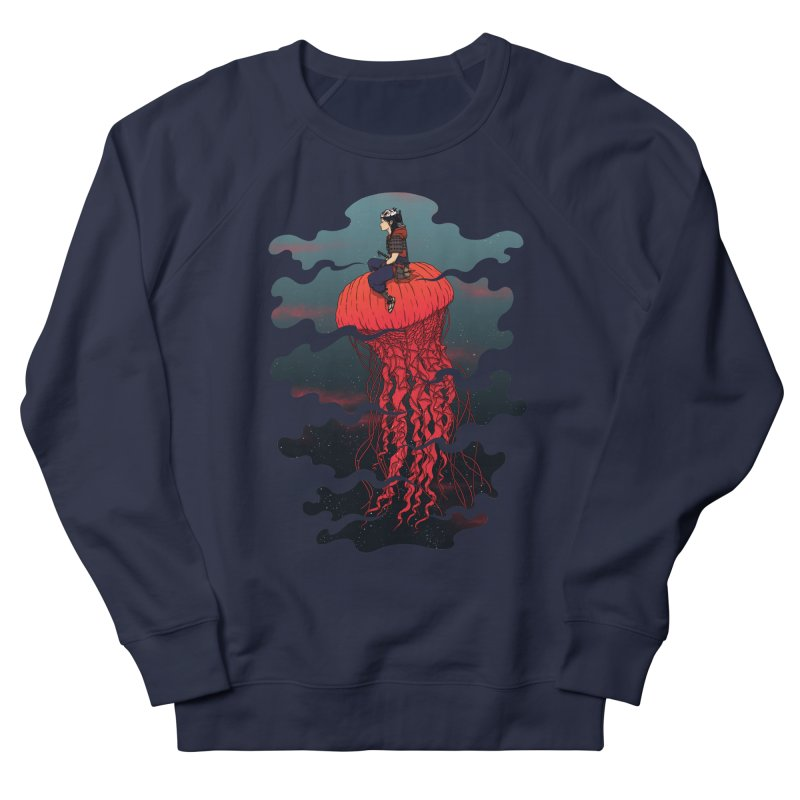 The Wanderer Men's Sweatshirt by Pigboom's Artist Shop