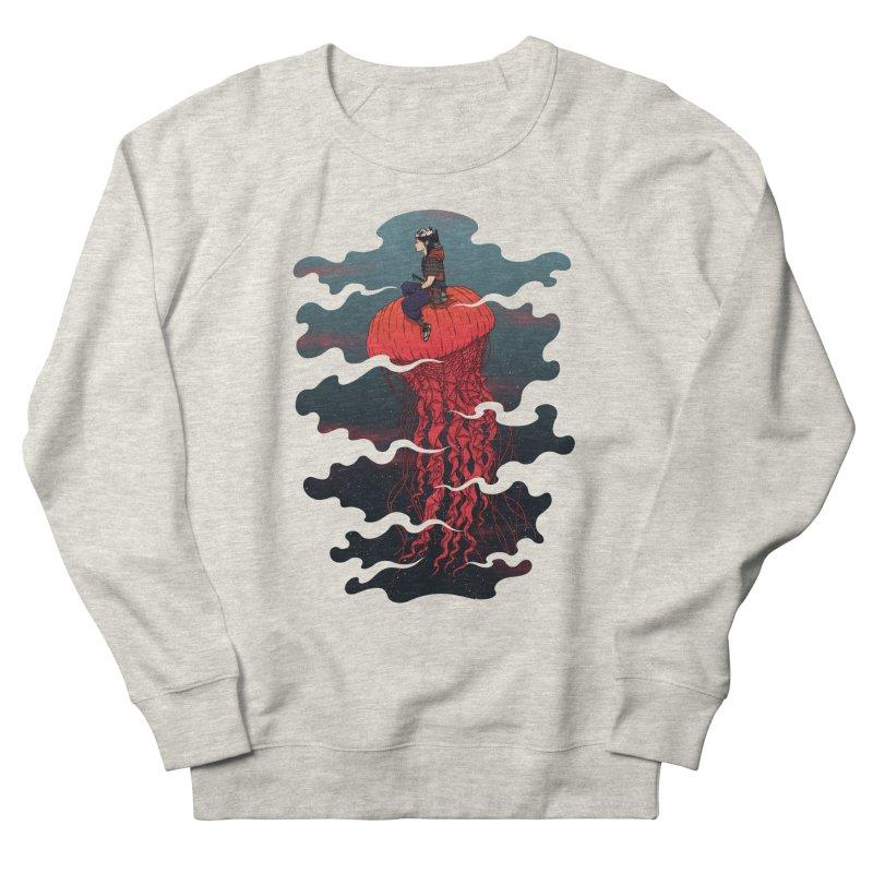 The Wanderer Men's Sweatshirt by Pigboom's Artist Shop