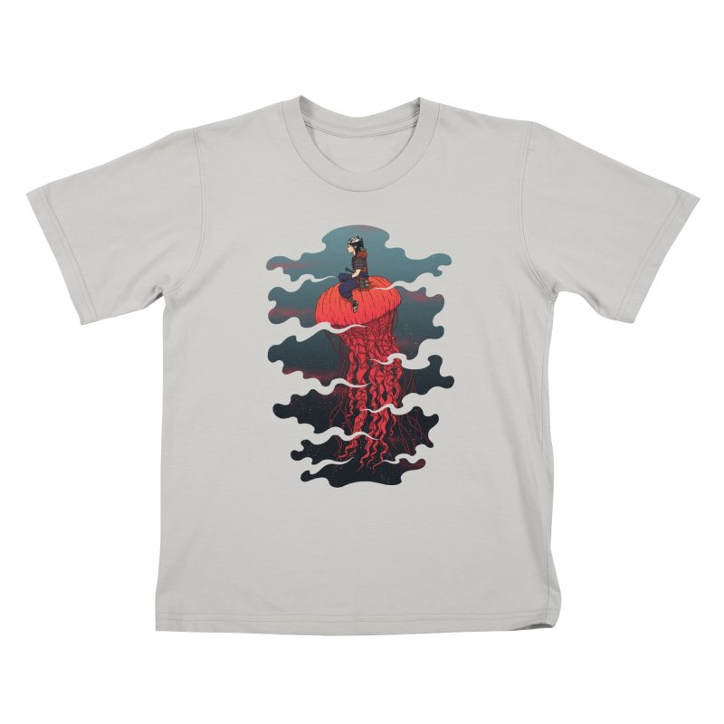 The Wanderer Kids T-Shirt by Pigboom's Artist Shop