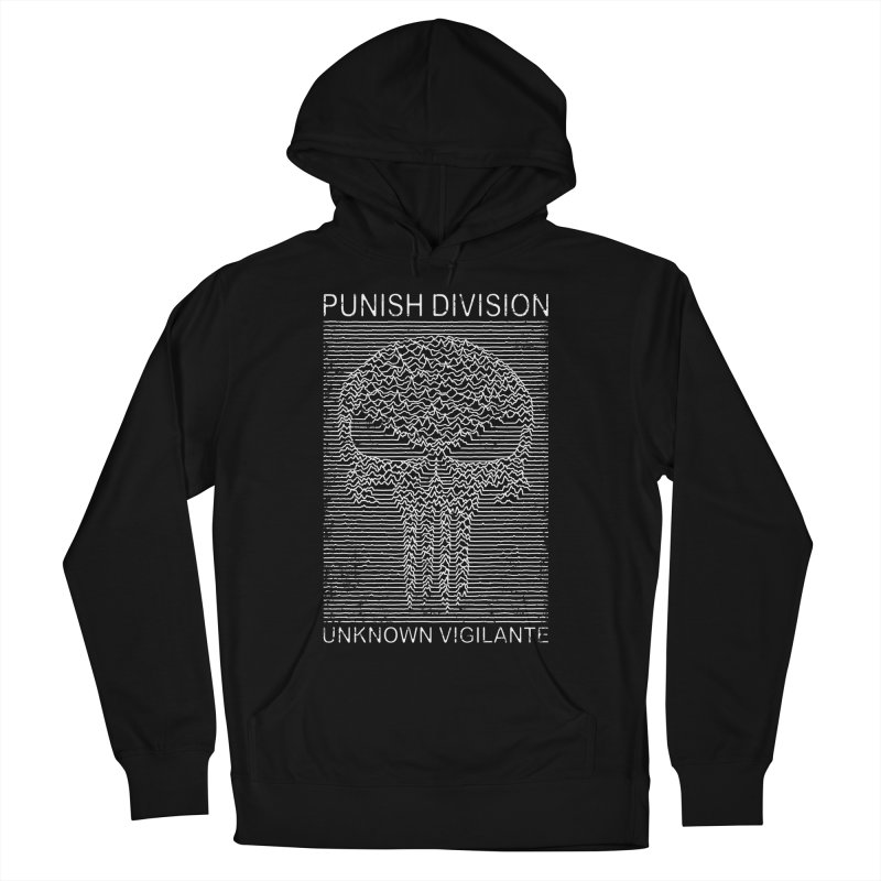 Unknown Vigilante Men's French Terry Pullover Hoody by Pigboom's Artist Shop
