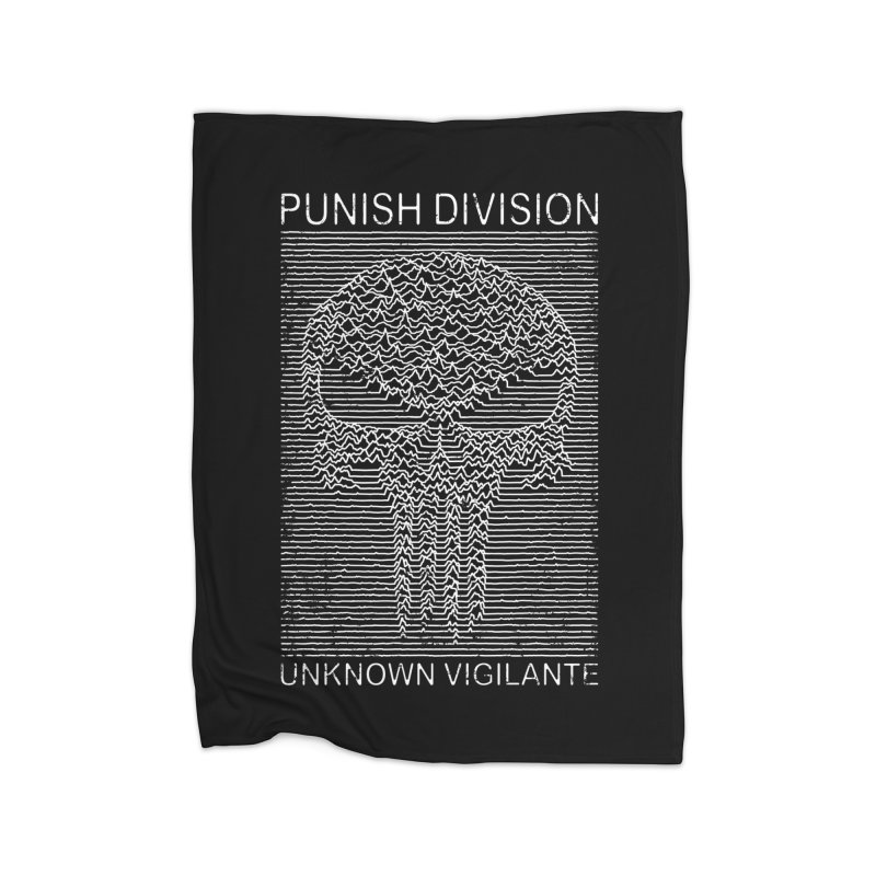 Unknown Vigilante Home Fleece Blanket by Pigboom's Artist Shop
