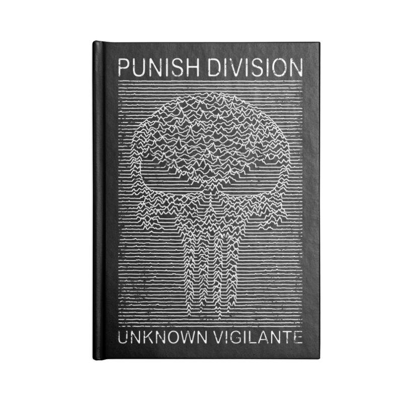 Unknown Vigilante Accessories Notebook by Pigboom's Artist Shop