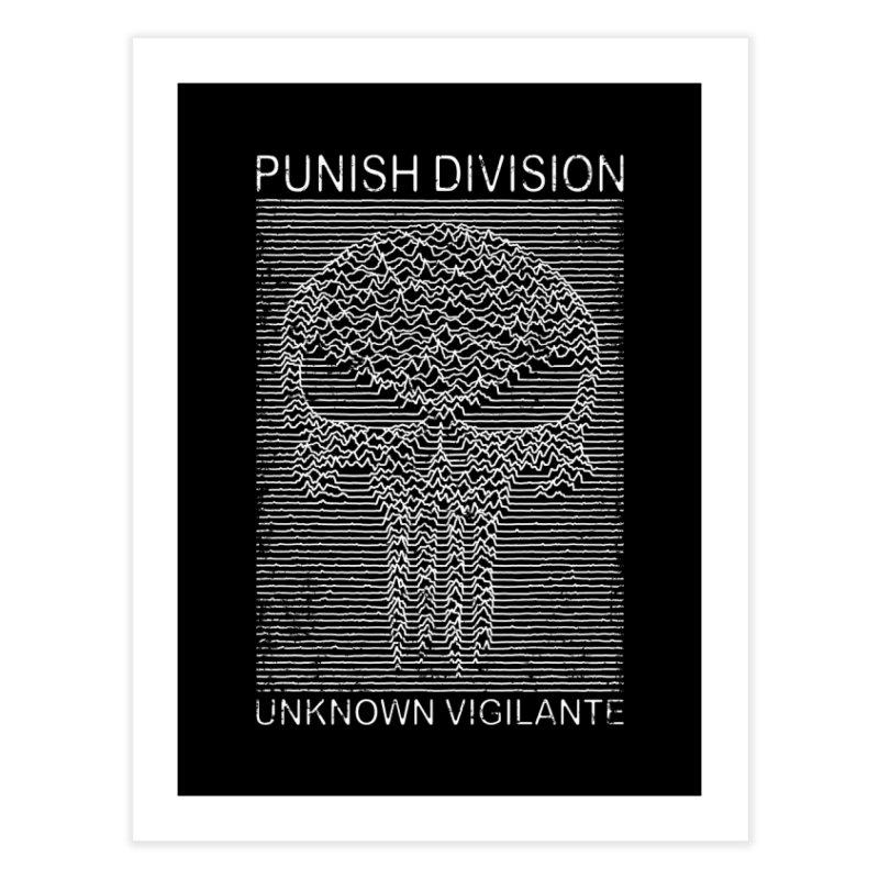 Unknown Vigilante Home Fine Art Print by Pigboom's Artist Shop