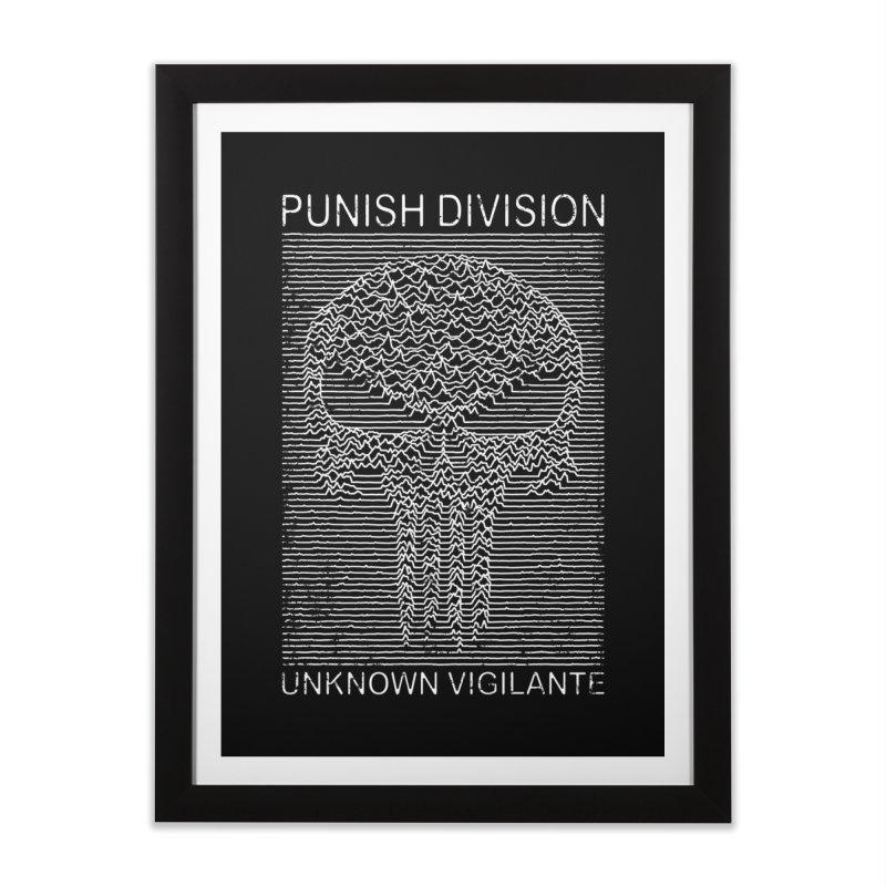 Unknown Vigilante Home Framed Fine Art Print by Pigboom's Artist Shop