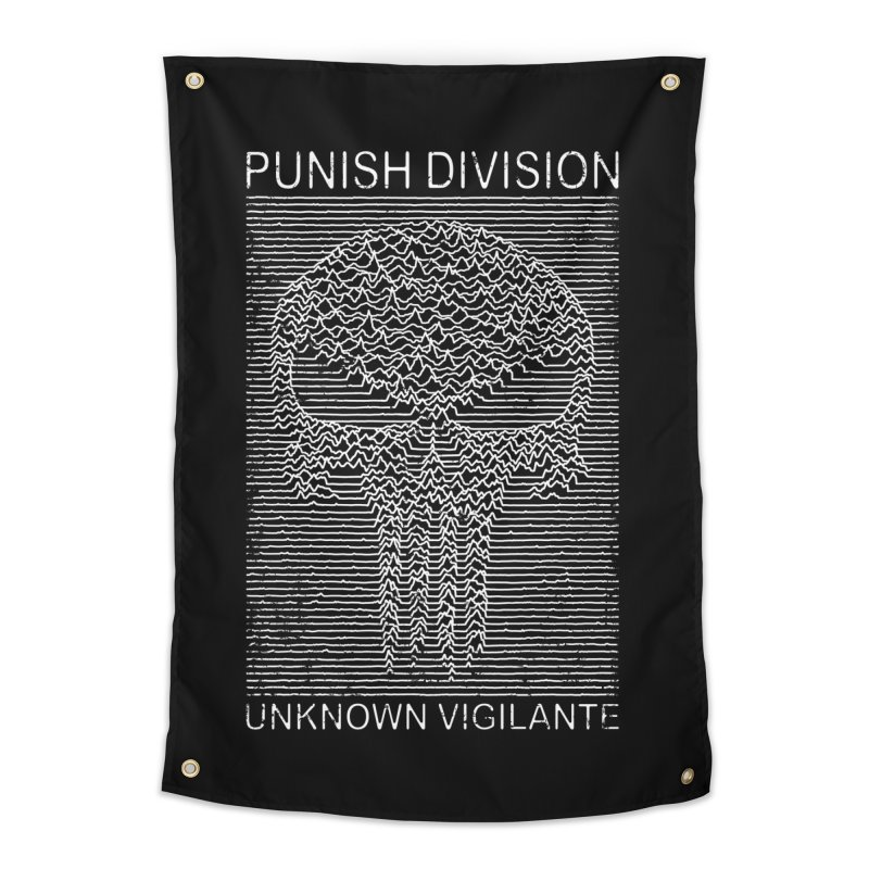 Unknown Vigilante Home Tapestry by Pigboom's Artist Shop