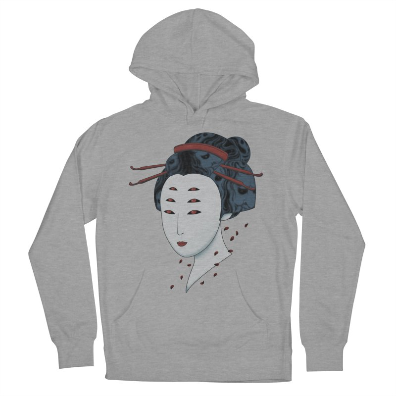 Floating with Demons Men's Pullover Hoody by Pigboom's Artist Shop