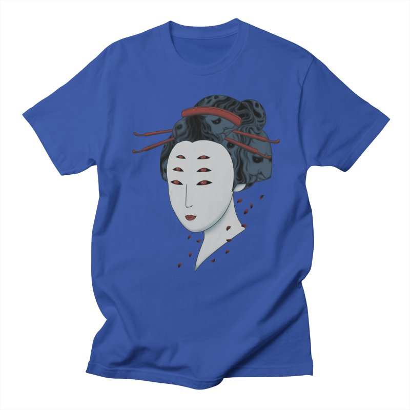 Floating with Demons Women's Unisex T-Shirt by Pigboom's Artist Shop