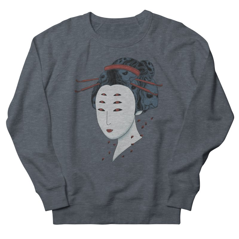 Floating with Demons Women's Sweatshirt by Pigboom's Artist Shop