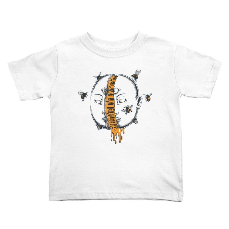 Divide Kids Toddler T-Shirt by Pigboom's Artist Shop