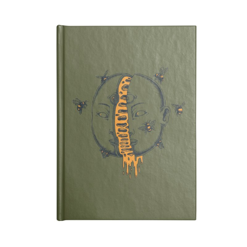 Divide Accessories Notebook by Pigboom's Artist Shop