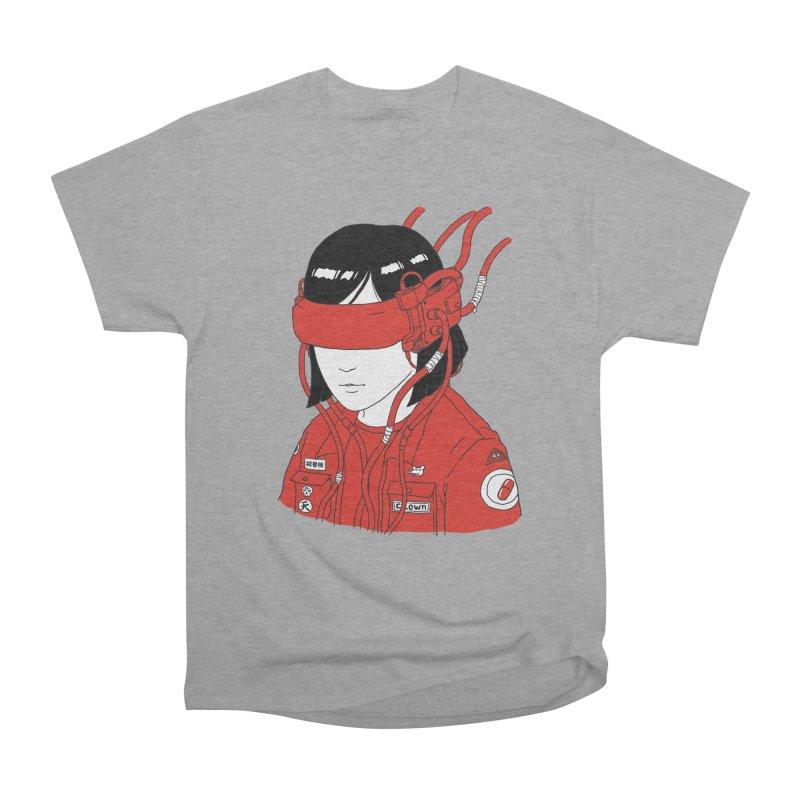 Escape Women's Heavyweight Unisex T-Shirt by Pigboom's Artist Shop