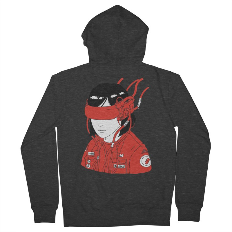 Escape Men's Zip-Up Hoody by Pigboom's Artist Shop