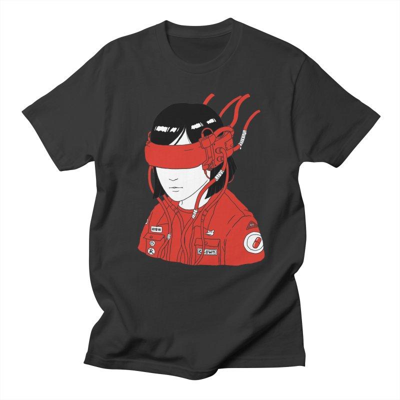 Escape Men's T-Shirt by Pigboom's Artist Shop
