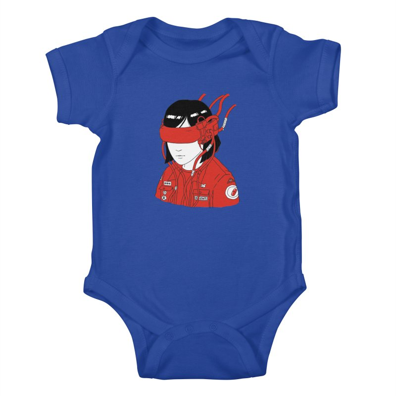 Escape Kids Baby Bodysuit by Pigboom's Artist Shop