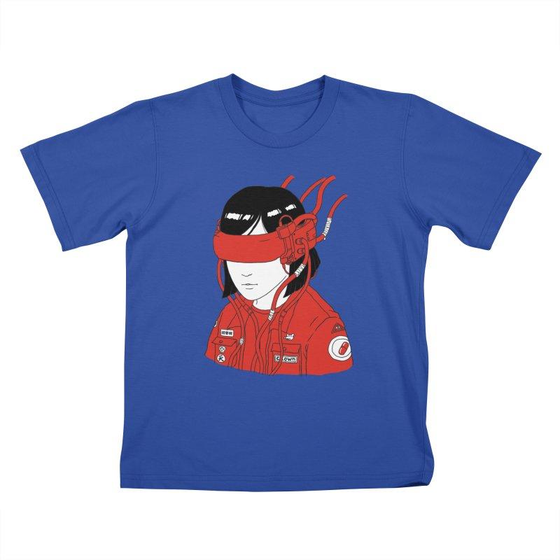 Escape Kids T-Shirt by Pigboom's Artist Shop