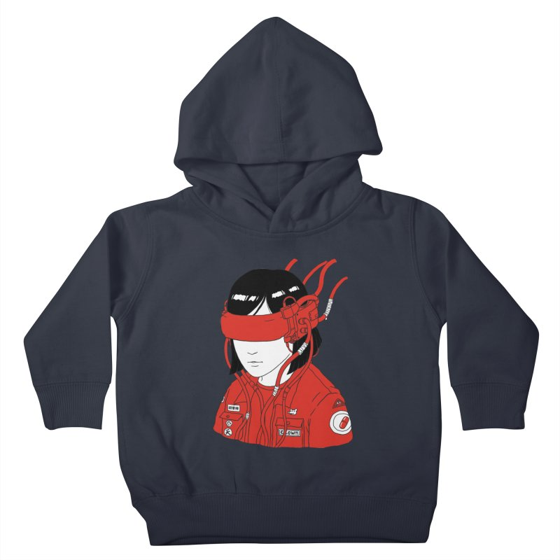 Escape Kids Toddler Pullover Hoody by Pigboom's Artist Shop