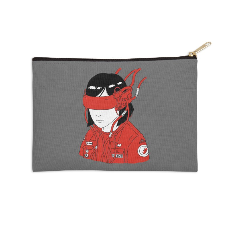 Escape Accessories Zip Pouch by Pigboom's Artist Shop