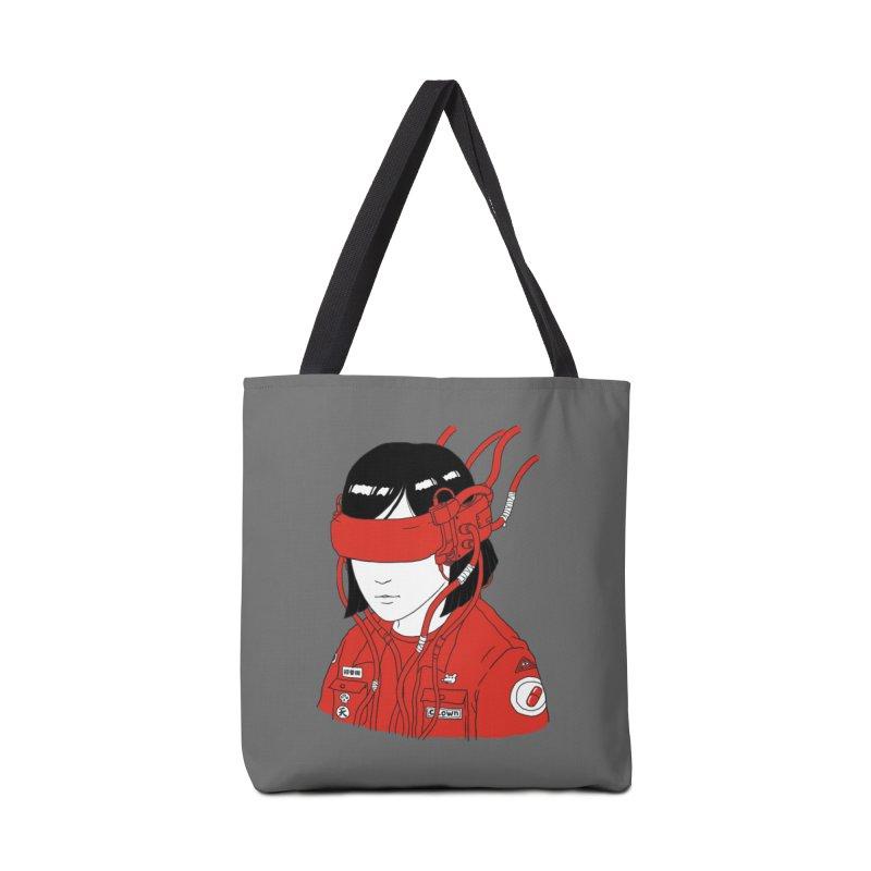 Escape Accessories Bag by Pigboom's Artist Shop