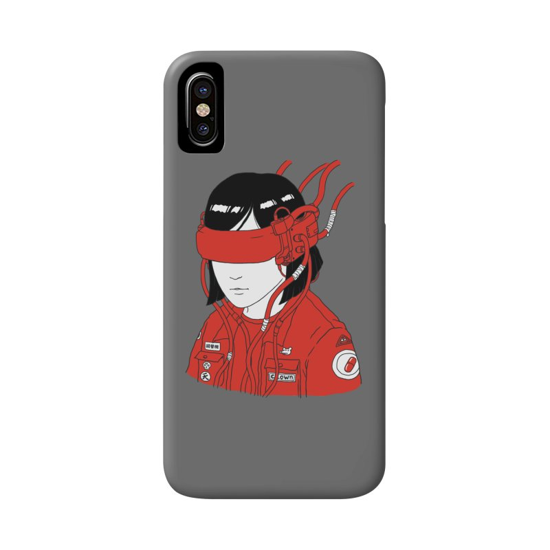 Escape Accessories Phone Case by Pigboom's Artist Shop