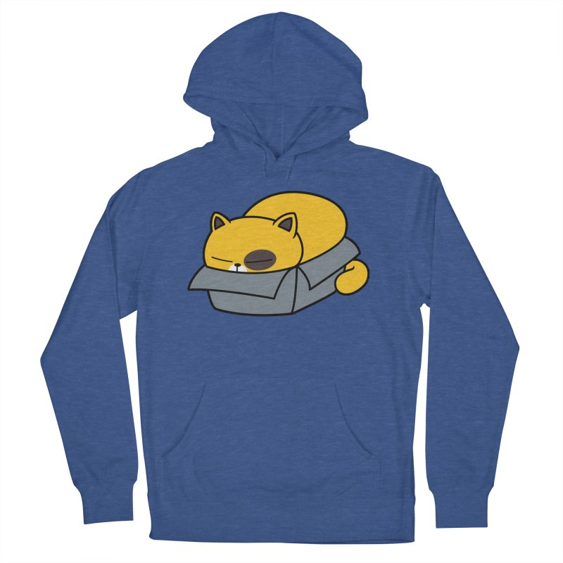 Fat can Fit Men's Pullover Hoody by Pigboom's Artist Shop