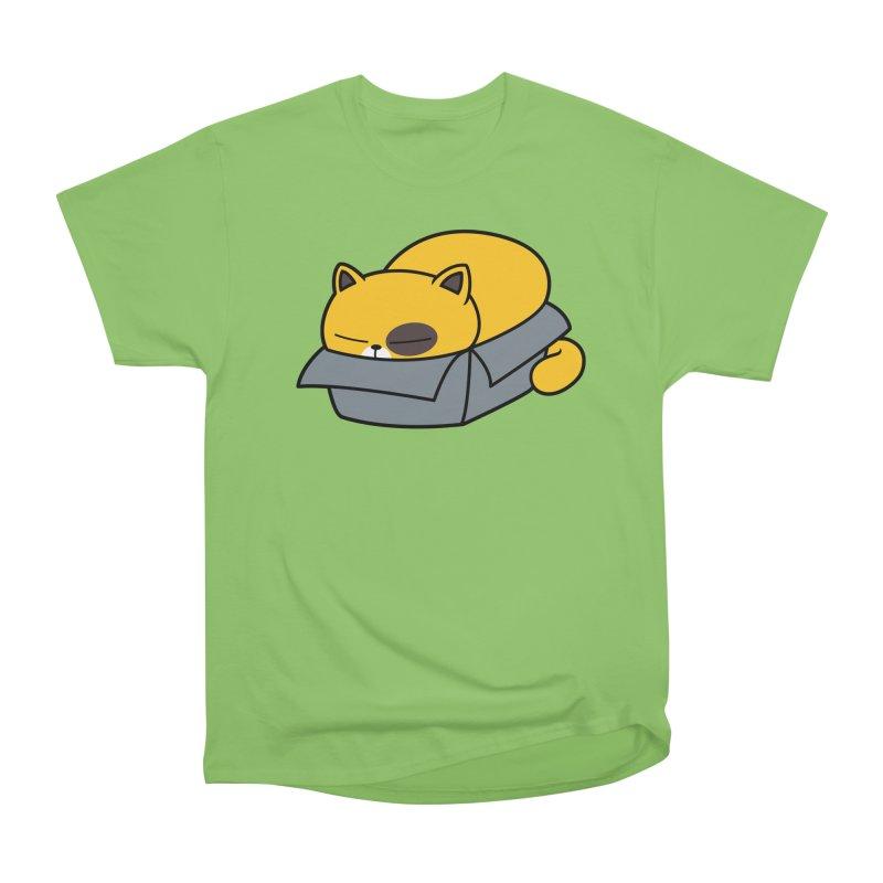 Fat can Fit Men's Heavyweight T-Shirt by Pigboom's Artist Shop