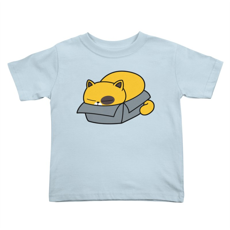 Fat can Fit Kids Toddler T-Shirt by Pigboom's Artist Shop
