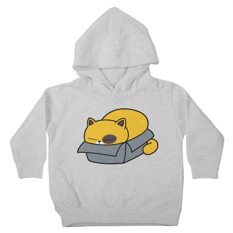 Fat can Fit Kids Toddler Pullover Hoody by Pigboom's Artist Shop