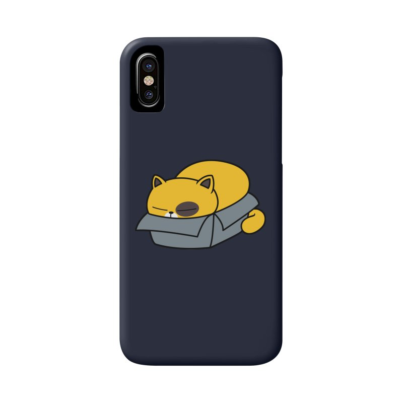 Fat can Fit Accessories Phone Case by Pigboom's Artist Shop
