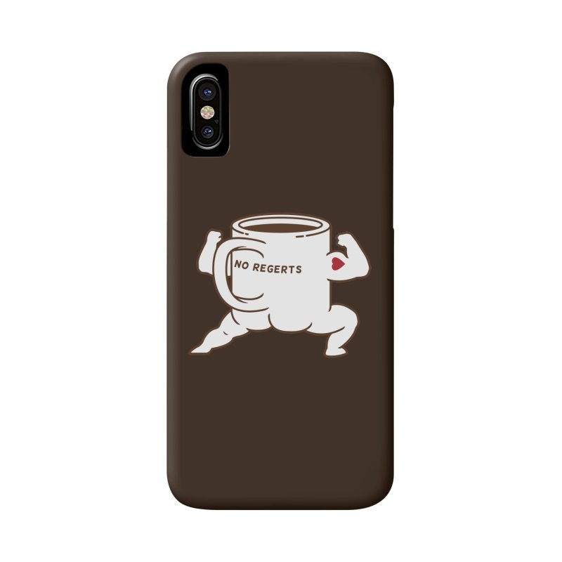 Strong Coffee Accessories Phone Case by Pigboom's Artist Shop