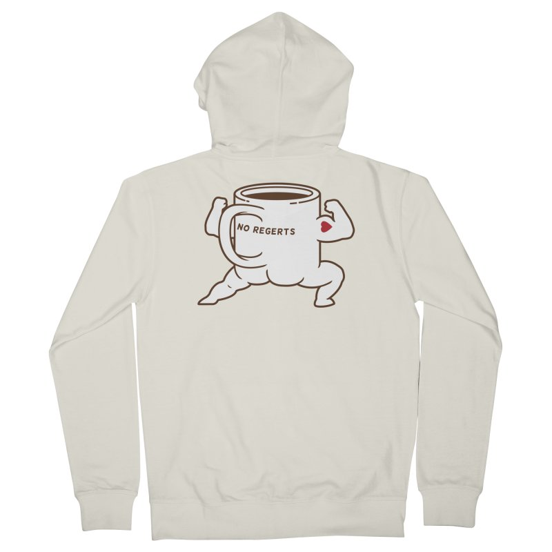 Strong Coffee Men's  by Pigboom's Artist Shop