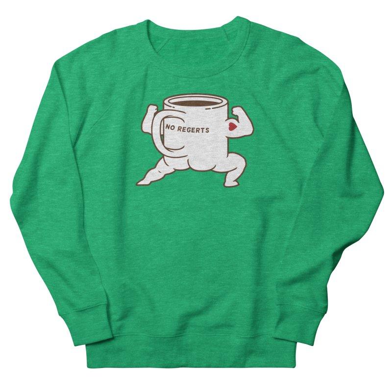 Strong Coffee Women's Sweatshirt by Pigboom's Artist Shop